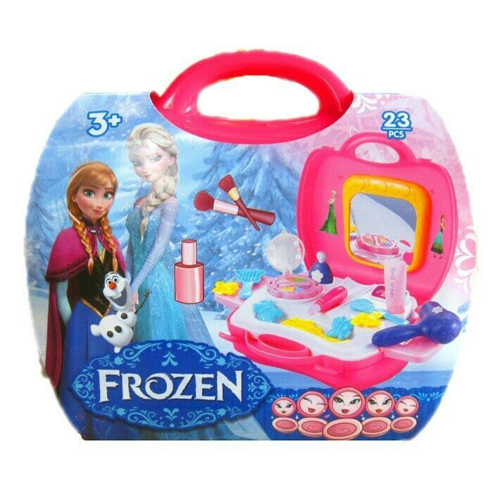 Frozen Make Up Mainan Dandanan Seru