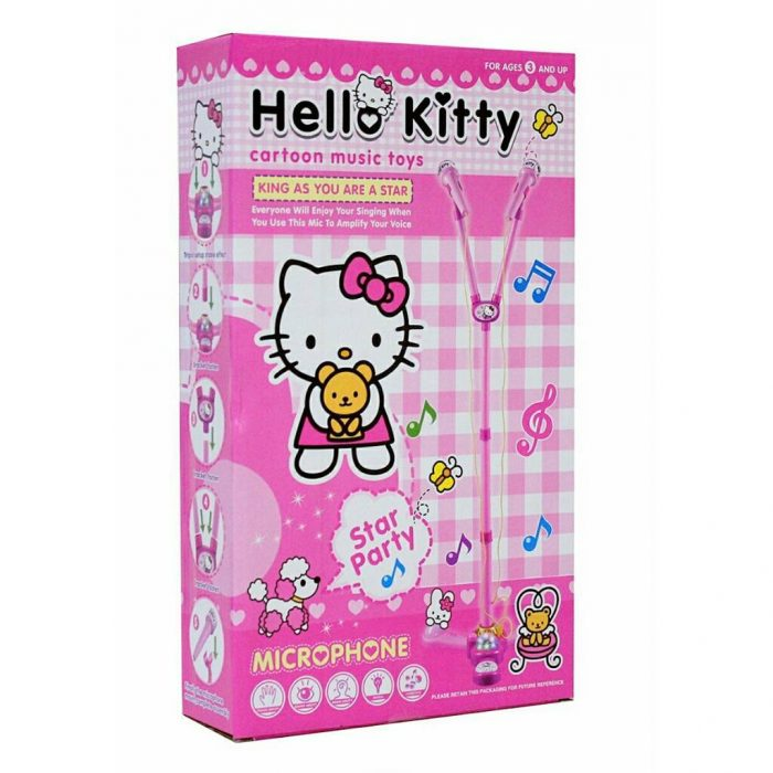 Hello Kitty Cartoon Music Toys