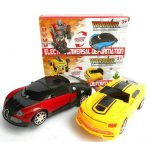 Mobil Transformer Model Bump and Go