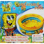 Kolam Renang Spongebob Anak Inflatable Pool