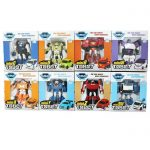 1 Set Robot Tobot Transformer