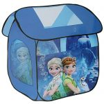 Tenda Anak Karakter Princess Annda and Elsa